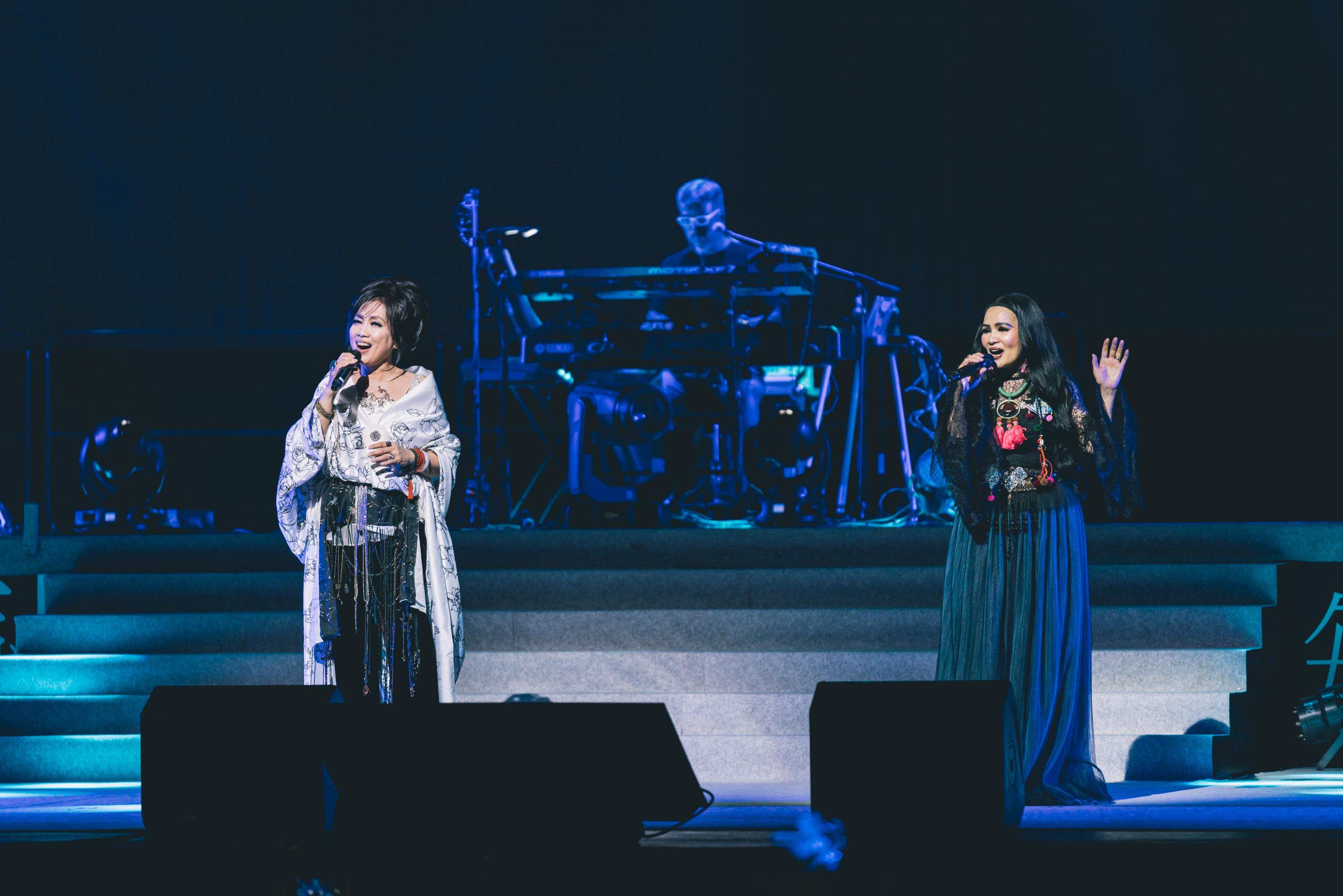 三毛 齊豫 潘越雲【回聲】演唱會 Hui Sheng Concert 2019